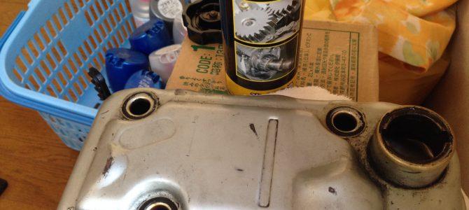 HA11S エンジンヘッドカバー塗装