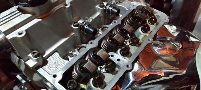 CS22S F6Aエンジンの積替えとトラブル